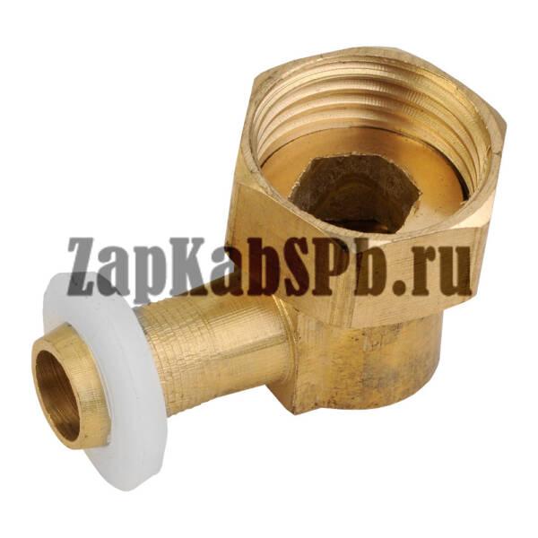 Уголок метал наружное подключение (Соединение штуцер) УМНШ-01